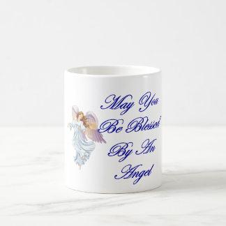 Mug Pouvez vous être bénis par un ange