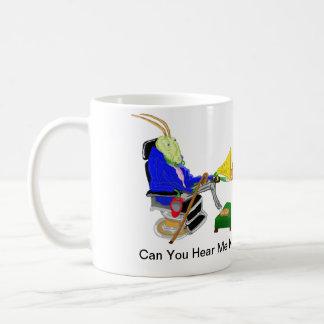 Mug Pouvez-vous m'entendre maintenant ?