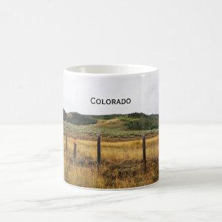 Mug prairie dans le Colorado