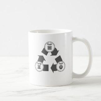 Mug Précipitation/tortue/technologie