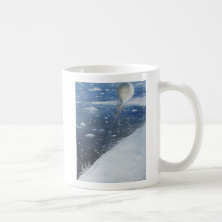 Mug Premier aéronaute de capitaine Scott Antarctique.