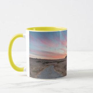 Mug Premier coucher du soleil du jour