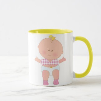 Mug Première étape de bébé