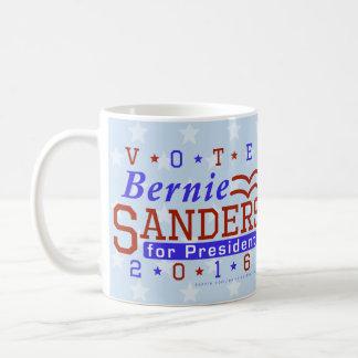 Mug Président de ponceuses de Bernie élection 2016
