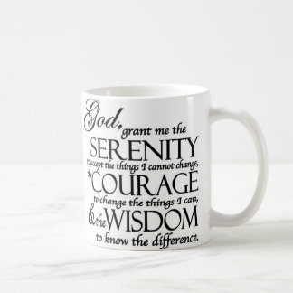 Mug Prière de sérénité