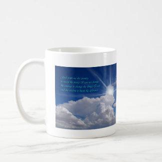 Mug prière mug1 de sérénité,