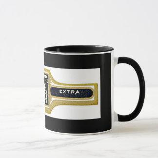 Mug Prince de Tampa d'étiquette de cigare