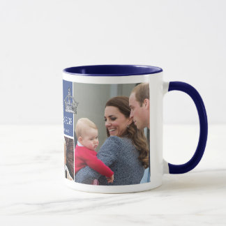 Mug Prince George - William et Kate