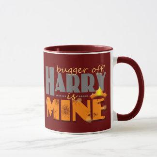 Mug Prince Harry est le mien