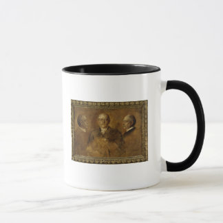 Mug Prince Otto Von Bismarck, 1884