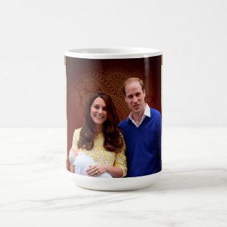 Mug Princesse Charlotte Elizabeth Diana