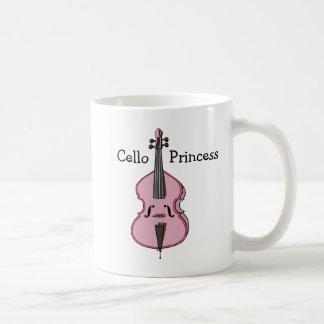 Mug Princesse de violoncelle