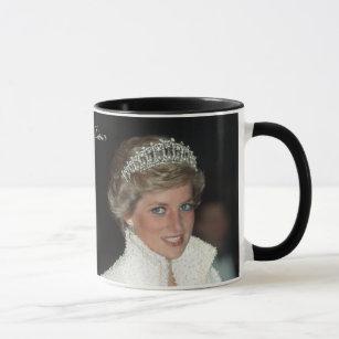 Diana Princesse Mug Collection De Hrh KF1Jcl