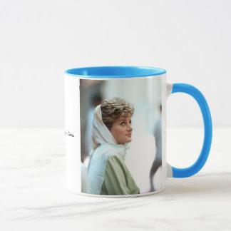 Mug Princesse Diana Egypte 1992 de HRH
