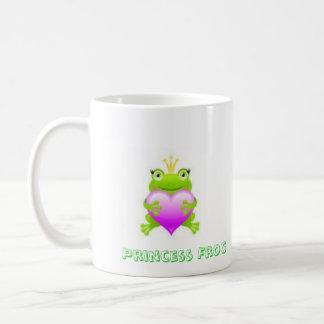 Mug Princesse Frog