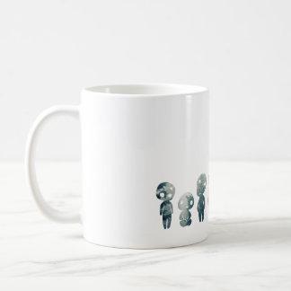 Mug Princesse Mononoke- Tree Spirits