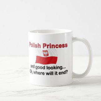 Mug Princesse polonaise belle