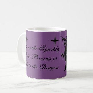 Mug Princesse scintillante d'auteur