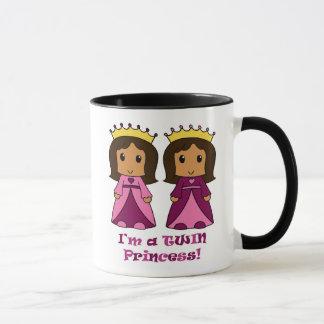 Mug Princesses jumelles