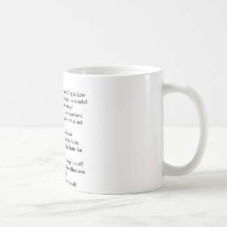 Mug Principal 10 choses qui semblent sales légalement