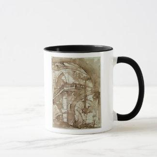 Mug Prison romaine, c.1744-5