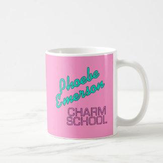 Mug Produits d'école de charme de Phoebe Emerson