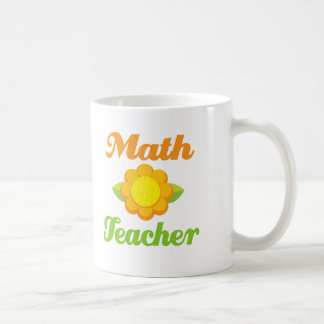 Mug Professeur de maths