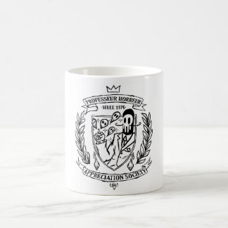 mug professeur horreur appreciation society