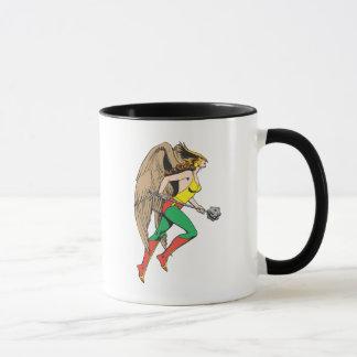 Mug Profil de Hawkwoman