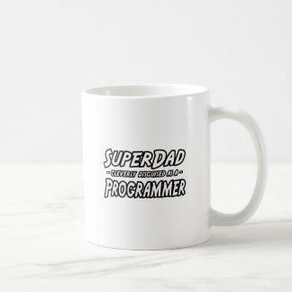 Mug Programmeur de SuperDad…
