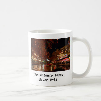Mug Promenade de rivière de San Antonio le Texas