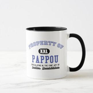Mug Propriété de Pappou