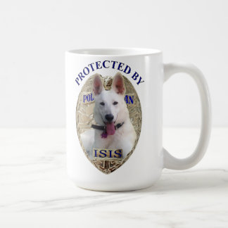 Mug Protégé par ISIS