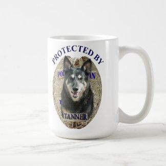 Mug Protégé par Tanner