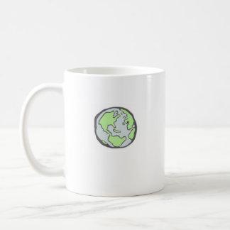 Mug Protégez notre planète
