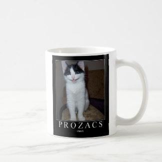 Mug Prozacs - I l'a - chat