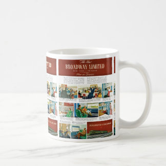 Mug PRR New Broadway Limited