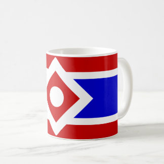Mug Pseudo logo (R, W, &B)