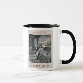 Mug Publicité par affichage 'Samson et Dalila