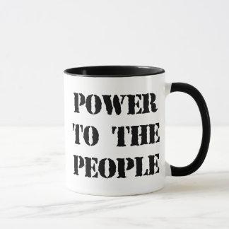 Mug Puissance aux personnes