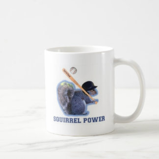 Mug Puissance d'écureuil de base-ball de NYC