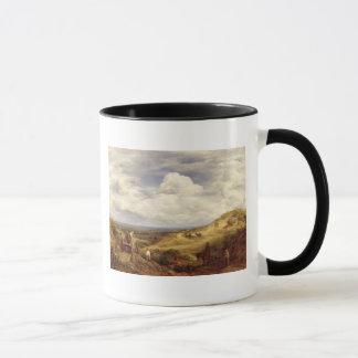 Mug Puits de sable, bruyère de Hampstead, 1849