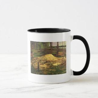 Mug Puits de sciure, 1876