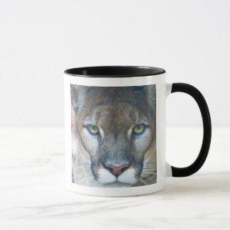 Mug Puma, puma, panthère de la Floride, puma