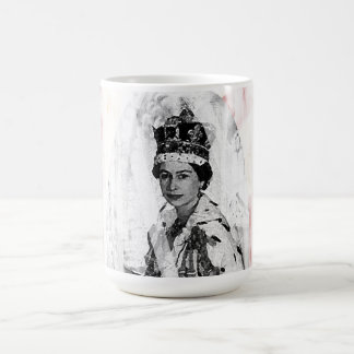 Mug Punk/grunge de God Save the Queen