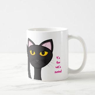 Mug Purrrfection ! C'est le Meow du chat ! Grand chat