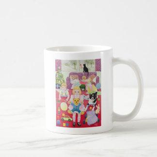 Mug Pyjamas de Noël du nounours