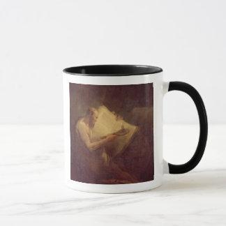 Mug Pythagore (6ème siècle AVANT JÉSUS CHRIST) (huile