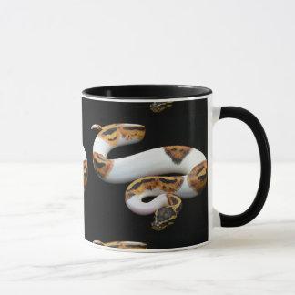 Mug python pie de boule