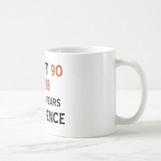 Mug quatre-vingt-dixième conceptions fraîches